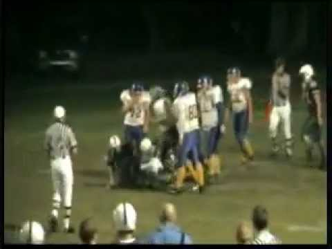 Josh Woodall Football highlights