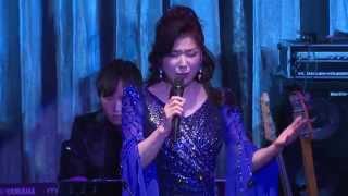 八代亜紀「雨の慕情」(LIVE)
