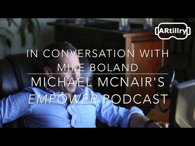Empower Podcast: ARtillry Guest Spot