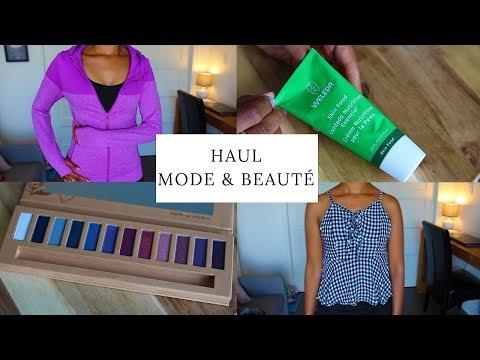 ♡Haul mode et beauté //Zaful, Avril épicerie santé♡