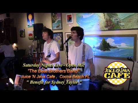 The Beat Brothers @ Juice 'N Java Open Mic   9.17.16
