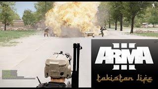 Arma 3 Takistan Life - NATO - Bike Terrorists