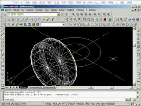 Dibujo isometrico en autocad 2008 | Doovi