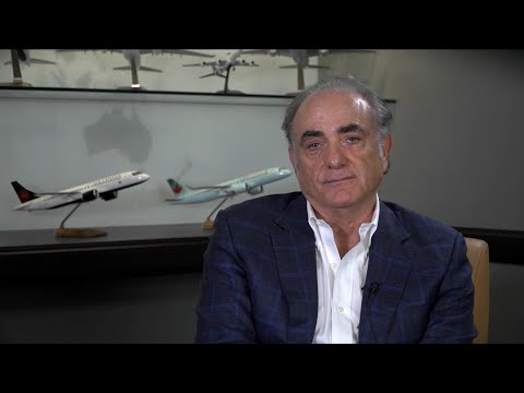 CEO Calin Rovinescu speaks to employees about impact of COVID-19 Crisis