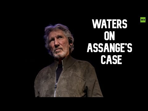 'He's been hung out to dry as a warning to others' - Roger Waters on Assange's case