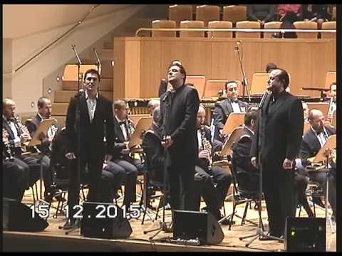 Adesso! Auditorio Nacional de Música de Madrid.