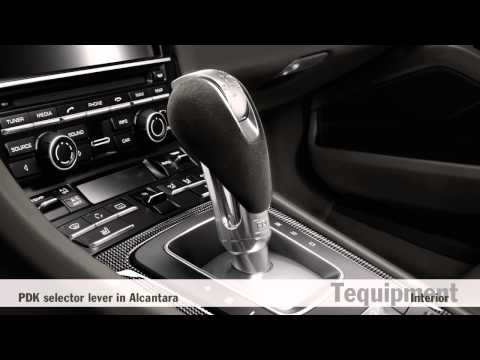 Porsche Tequipment Accessories