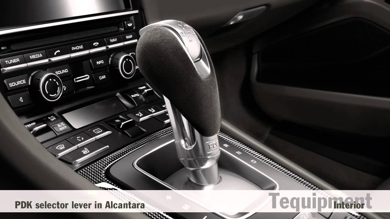 Porsche Tequipment Accessories Youtube