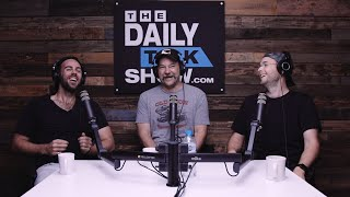 #621 - Fast Food, Sandwiches And Lists With Lehmo - The Daily Talk Show