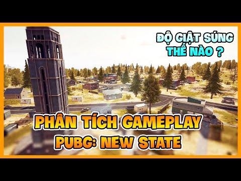 PHÂN TÍCH NHANH GAMEPLAY & BẢN ĐỒ ĐẦU TIÊN TRONG PUBG NEW STATE ! Nam Art