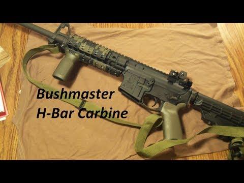 "Bushmaster XM-15 16"" Heavy A3 Carbine"