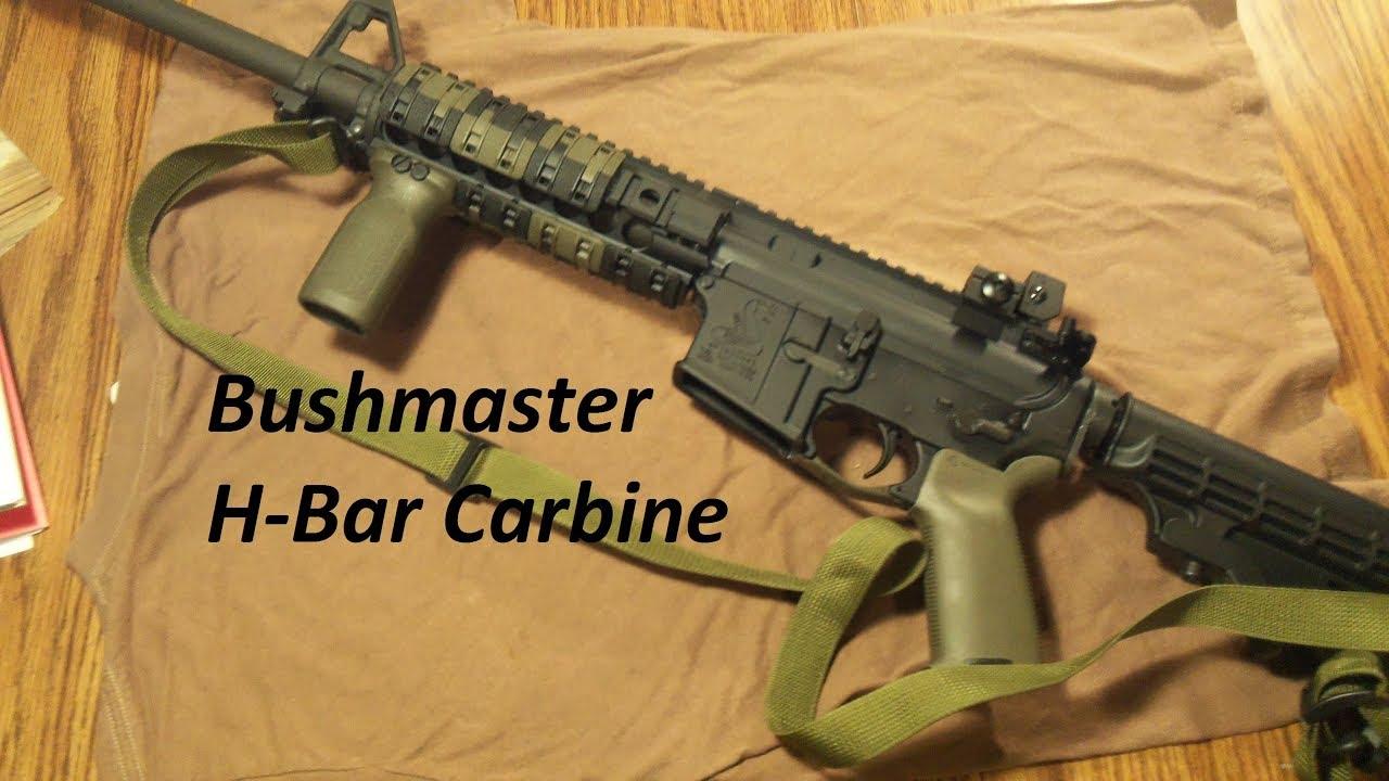 Bushmaster XM-15 16