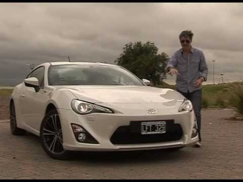 Toyota 86 Test Mat as Antico