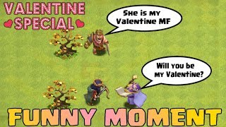 Clash of Clans Funny Moments Trolls Compilation (10+ Minute Compilation #10-15)| VALENTINE'S SPECIAL
