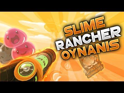 YENİ HARİTA VE YENİ SLİME / Slime Rancher : Türkçe Oynanış - Bölüm 34