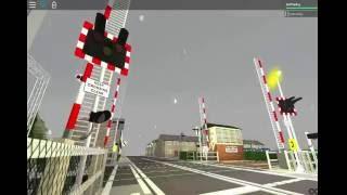 ROBLOX Strongby Level Crossing