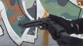 Пневматичний пістолет ZM 18