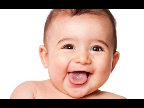 Foto Anak Kecil Tertawa Lucu
