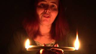 GISHWHES - Task 151 - My Candle Burns at Both Ends - Team Spotted Dick