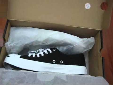 ca29e43321c Jack Purcell Unboxing - YouTube