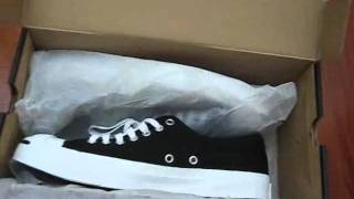 Jack Purcell Unboxing