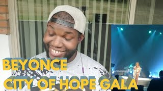 Beyonce | City Of Hope Gala 2018 | Reaction