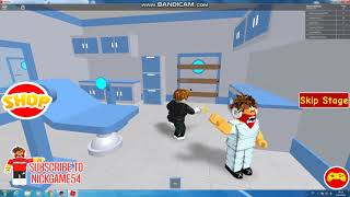 Escape from the terrible hospital!!! / ROBLOX ENGLISH / OBBY / Escape The Dentist Obby!