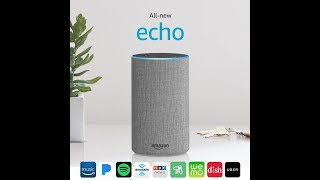Amazon com All new Echo 2nd Generation with improved sound Official Review