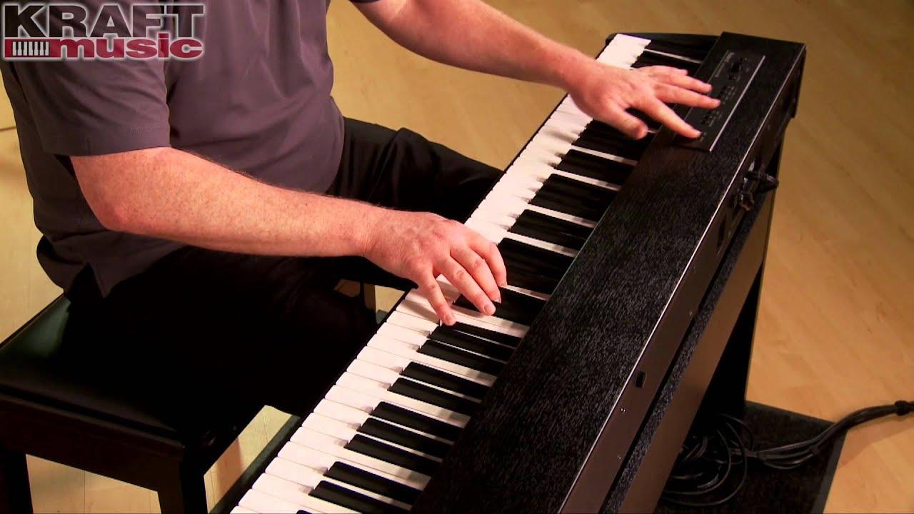 Comparison of Portable Digital Pianos under 1000 US$ - Piano