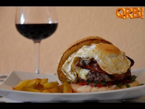 Hamburguesa Gourmet! | QueRicoBlog!