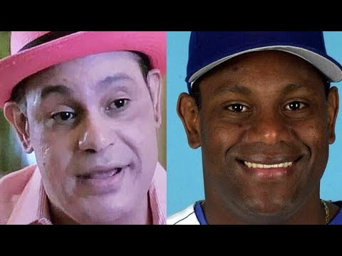 sammy sosa turned himself white