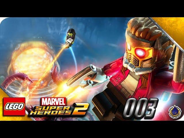 Let's Play LEGO MARVEL SUPERHEROES 2 💥 [003] Bauteile für Iron Man