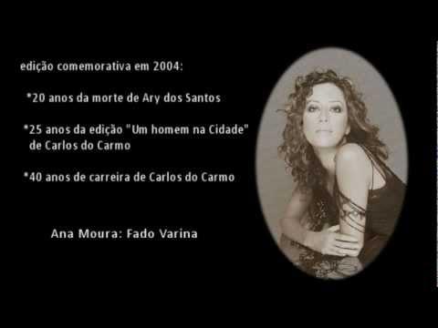 Ana Moura *Novo Homem na Cidade #09* Fado varina