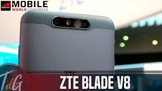 ZTE Blade V8, Mini y Lite, primeras impresiones #MWC17