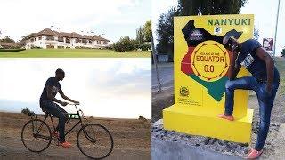 Jeff Kuria in Nanyuki| Roadtrip| Domestic Tourism