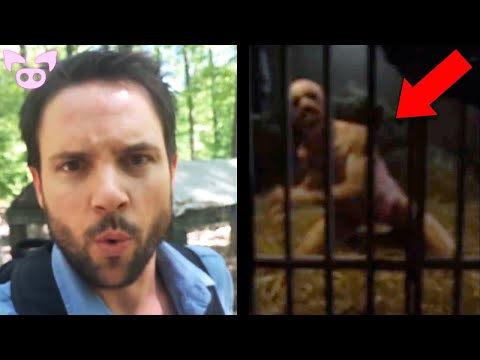 The Scariest Monsters And Cryptids Ever Caught On Camera