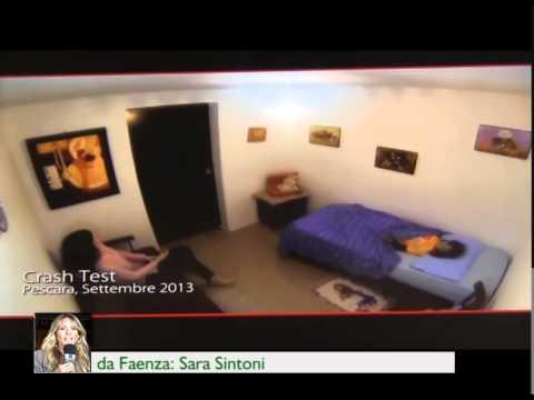 Letto Antisismico.Arriva Madis Room La Stanza Antisismica Di Tv Informa Youtube
