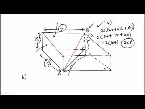Geometry Problem 14 REVISED GRE MATH REVIEW OFFICIAL GUIDE