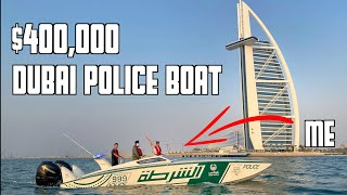World's Fastest Police Boat!