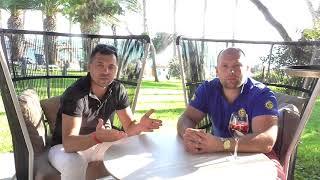 Встреча на Кипре с Директором