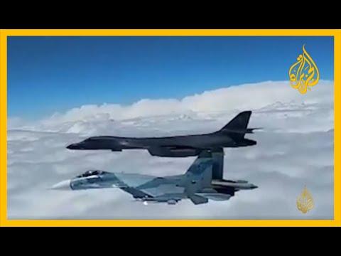 ???? ???? حوادث اعتراض متبادل بين مقاتلات روسية وأميركية فوق المحيطات  - نشر قبل 2 ساعة