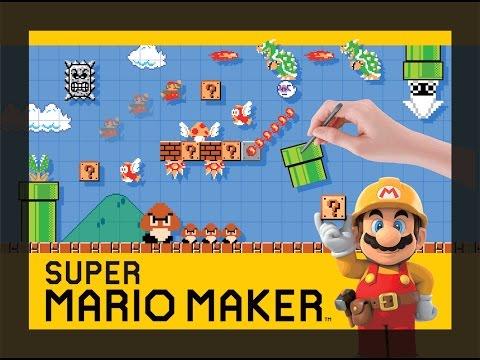 super mario maker 9