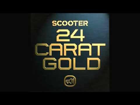 Scooter - Aiii Shot The DJ - 24 Carat Gold .