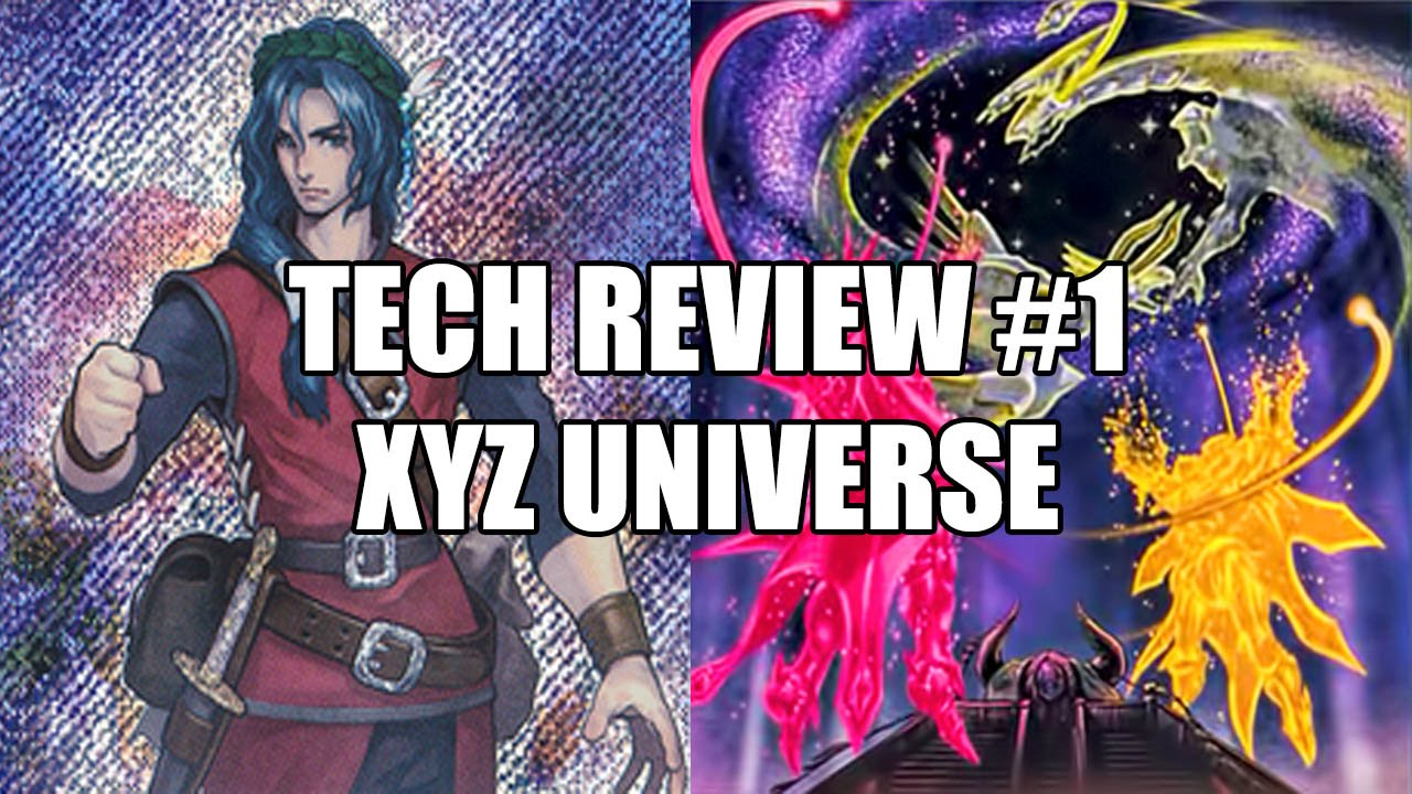 XYZ Universe, tech review episode 1 - the new hot side for Burning Abyss?!
