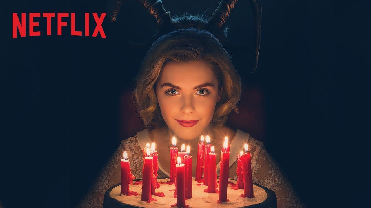 Chilling Adventures of Sabrina   Happy Birthday Teaser   Netflix