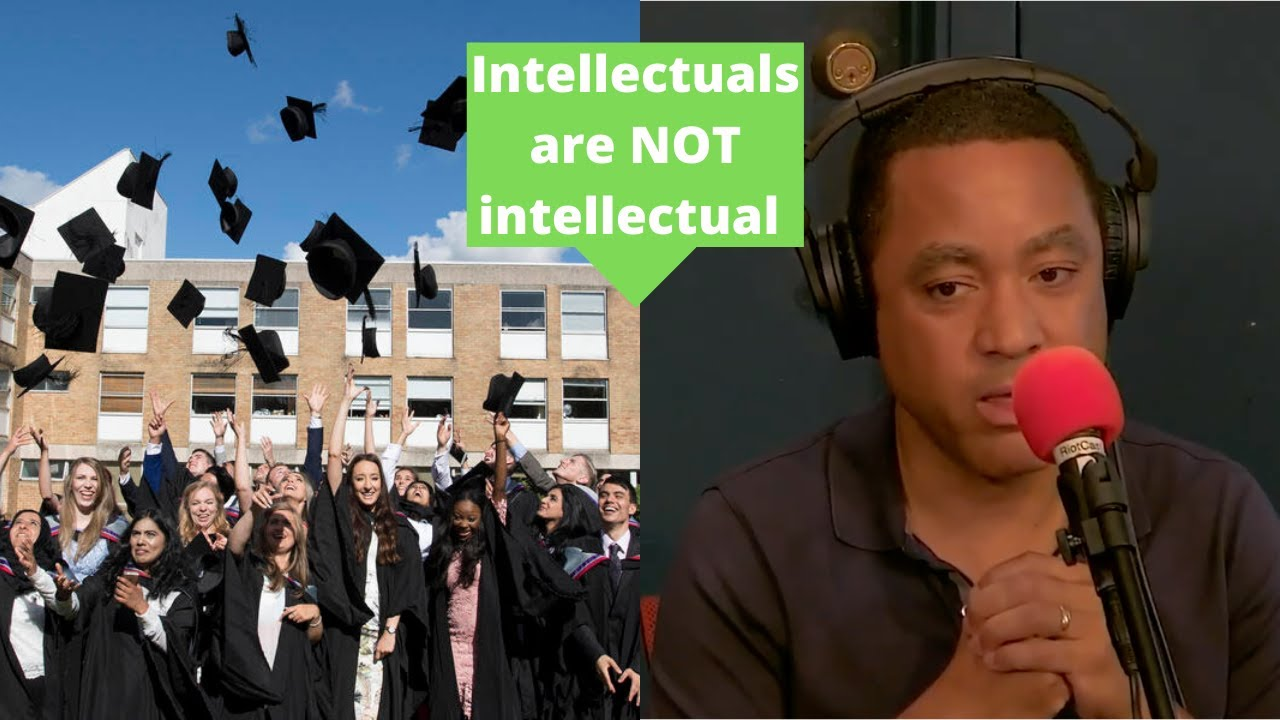 John McWhorter: Universities and Intellectuals Lack Intellectual Freedom