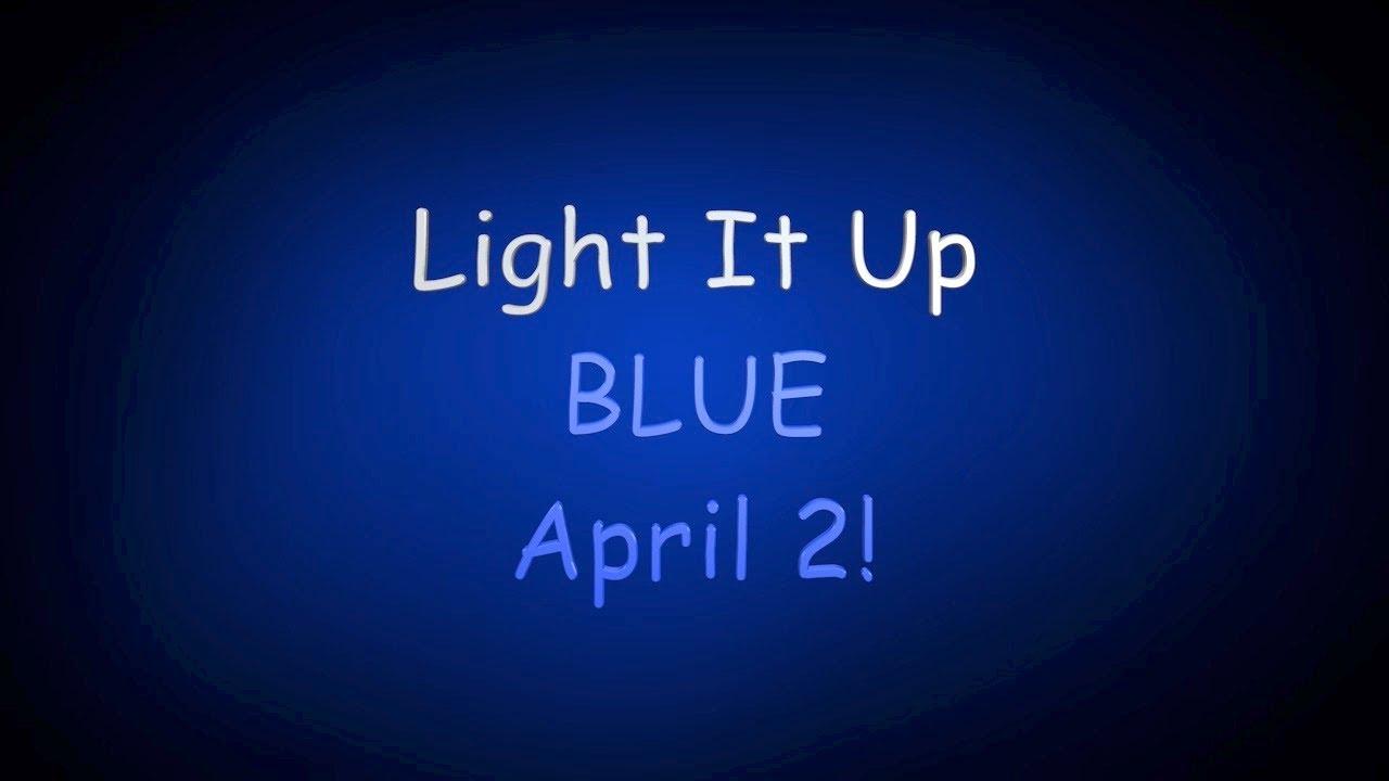 Light It Up Blue (2018)