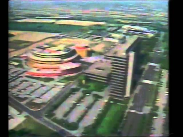 ZDF Eröffnung Sendezentrum Mainz 06.12.1984