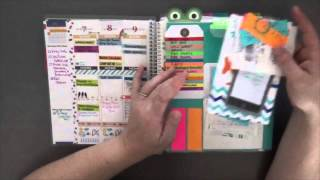 Weekly Planning Session - Erin Condren Life Planner
