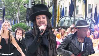 boy george and culture club do you really want to hurt me at today show 7 2 15